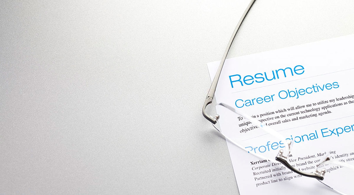 how to write a resume in canada
